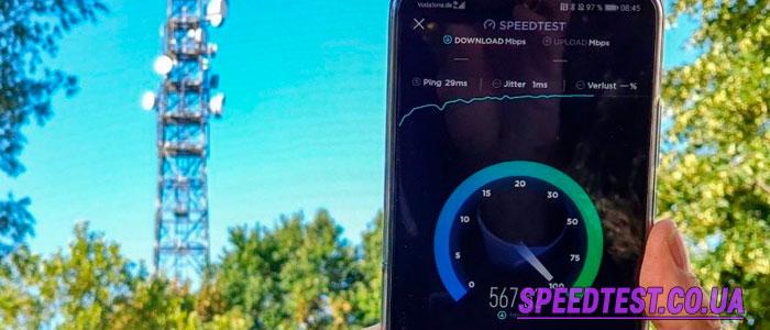 speedtest vodafone